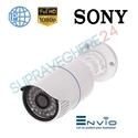 Imaginea Camera IP FullHD 1080p, Carcasa exterior, IR 30m, Sony Starvis, Envio IESS-BFM60ST200