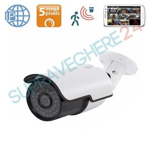 Imaginea Camera IP 5 Megapixel UltraHD, Exterior, IR 30m, Detectie Inteligenta, PoE, Envio IESS-BFM60SF500