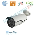 Imaginea Camera IP 5 Megapixel UltraHD, Exterior, Varifocal, IR 60m, Detectie Inteligenta, PoE, Envio IESS-BVM90SF500