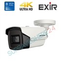 Imaginea Camera HDTVI 4K, 8 Megapixel, IR Exir 60m, WDR, DNR, TurboHD Hikvision DS-2CE16U1T-IT3F