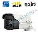 Imaginea Camera HDTVI 4K, 8 Megapixel, IR Exir 80m, WDR, DNR, TurboHD Hikvision DS-2CE16U1T-IT5F