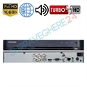 Imaginea DVR 4 canale 2 Megapixel 1080p, Audio Over Coax, 5 in 1 TVI CVI AHD CVBS IP, Hikvision DS-7204HQHI-K1(S)