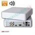Imaginea DVR 4 canale 5 Megapixel cu Audio Over Coax, Hikvision DS-7104HUHI-K1(S)