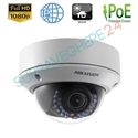 Imaginea Camera IP Dome FullHD, 2 Megapixel, 1080p, IR 30m Day&Night, WDR, DNR, HIKVISION DS-2CD1123G0-I