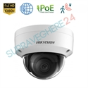Imaginea Camera IP Dome Full HD, 2MP, 1080p, IR 30m, day&night, WDR, Detectie intrus inteligenta, HIKVISION DS-2CD2123G0-I