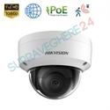 Imaginea Camera IP Dome Full HD, 2MP, 1080p, IR 30m, day&night, WDR, Detectie intrus inteligenta, HIKVISION DS-2CD2123G0-I