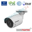 Imaginea Camera IP 6MP Darkfighter, UltraHD, IR Exir 30m, Slot CardSD, Detectie inteligenta, Hikvision DS-2CD2065FWD-I