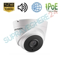 Imaginea Camera IP Interior / Exterior FullHD, 2 MP, 1080p, Audio (Microfon Integrat), IR 30m, WDR, DNR, Hikvision DS-2CD1323G0-IU