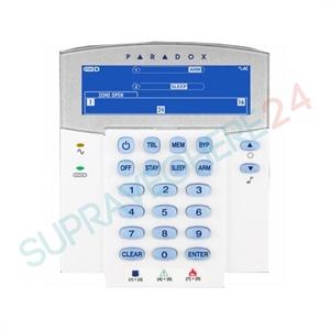 Imaginea Tastatura radio (wifi) cu LCD pentru sisteme de alarma Paradox K37