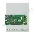 Imaginea Centrala alarma 8 zone pe fir Paradox SP6000, cutie, traf