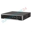 Imaginea NVR 16 canale 4K UltraHD pentru 16 camere IP, 8MP/camera, 4xHDD, ONVIF, H265, Hikvision 7716NI-K4