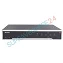 Imaginea NVR 32 canale 4K UltraHD pentru 32 camere IP, 12MP/camera, 4xHDD, ONVIF, H265, Hikvision 7732NI-I4