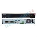 Imaginea NVR pentru 32 camere IP 4K, 16 canale PoE , 8MP/camera, 4xHDD, ONVIF, H265, Hikvision 7732NI-K4/16P
