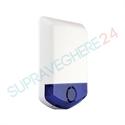Imaginea Sirena de exterior wireless pe baterie, 105dB, 300m, DSC WT4911