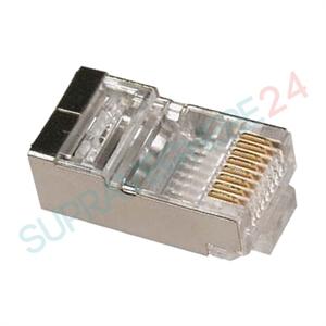 Imaginea Mufa RJ45 din metal pentru cablu FTP
